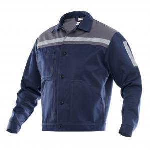 Куртка защитная SVAN Профи сине-серая
