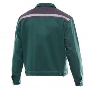 Куртка защитная SVAN Профи зелено-серая - 1