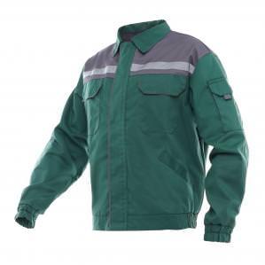 Куртка рабочая SVAN ОПТИМА зелено-серая