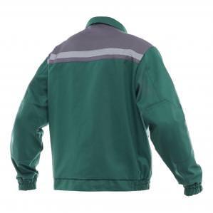 Куртка рабочая SVAN ОПТИМА зелено-серая - 1