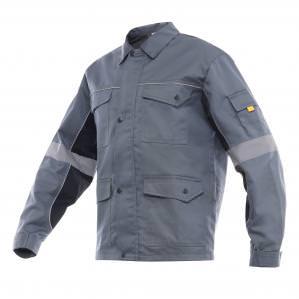 Куртка мужская SVAN ИТР АВАНГАРД серо-черная