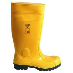 Сапоги ПВХ EUROFORT S5 желтые