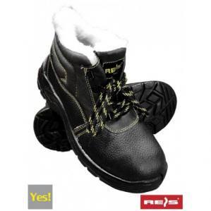 Ботинки утепленные BRYES-TO-SB c метноском
