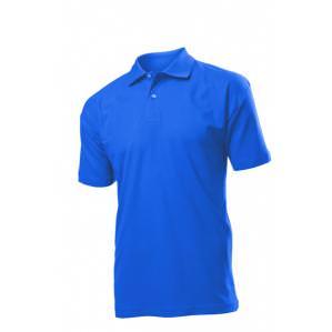 Рубашка-поло STEDMAN ST3000 цв.васильковый