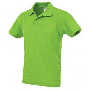 Рубашка-поло STEDMAN ST3000 цв.ярко-зеленый