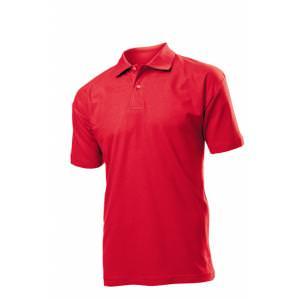 Рубашка-поло STEDMAN ST3000 цв.красный