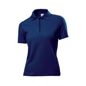 Рубашка-поло женская STEDMAN ST3100 цв.синий