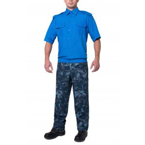 Рубашка мужская форменная