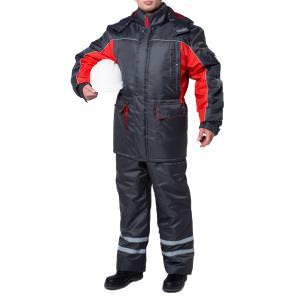 Куртка утепленная ИНТЕР