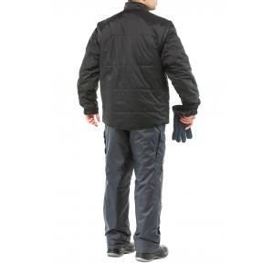 Куртка-трансформер ПИЛОТ, цв.черный - 1