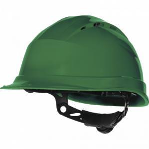 Защитная каска Delta Plus QUARTZ UP III, цв.зеленый