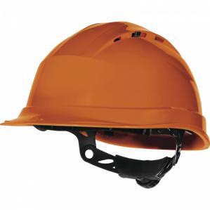 Защитная каска Delta Plus QUARTZ UP III, цв.оранжевый