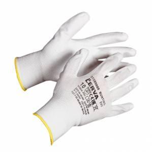 Перчатки нейлоновые BUNTING белые
