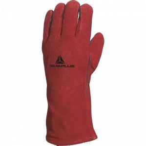 Перчатки спилковые Delta Plus CA515R