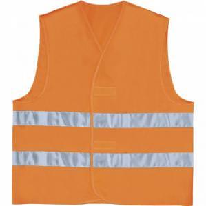 Жилет сигнальный Delta Plus GILP2, цв.оранжевый