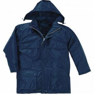 Куртка Delta Plus DARWIN II, кол.темно-синій