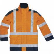 Куртка сигнальная Delta Plus EASYVIEW оранжевая