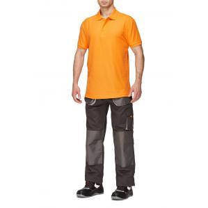 Рубашка поло ORIGINAL, цв. оранжевый